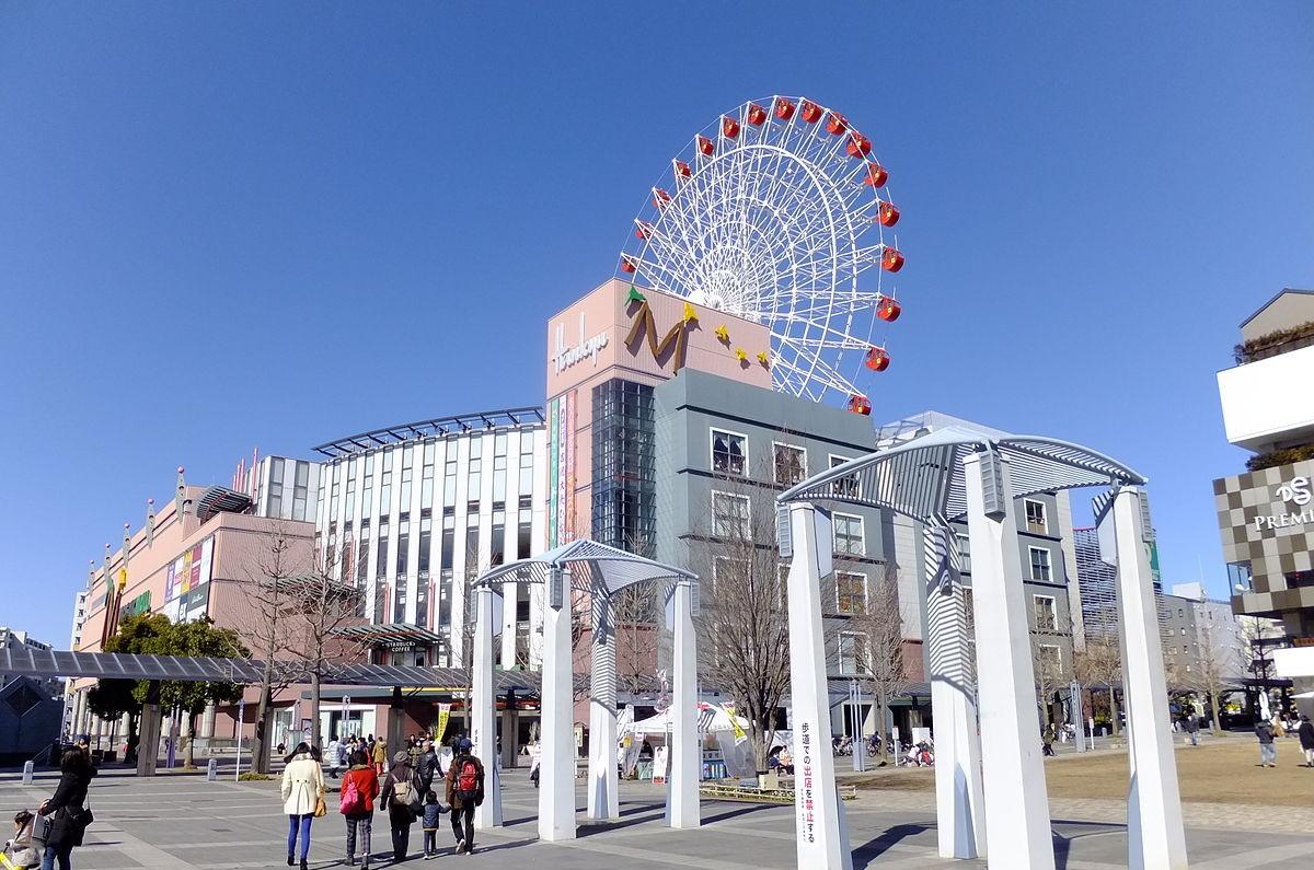 「センター北駅(神奈川県横浜市都筑区中川中央1-1)」の画像検索結果